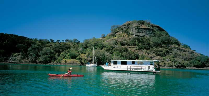 whangaroa houseboat lane cove