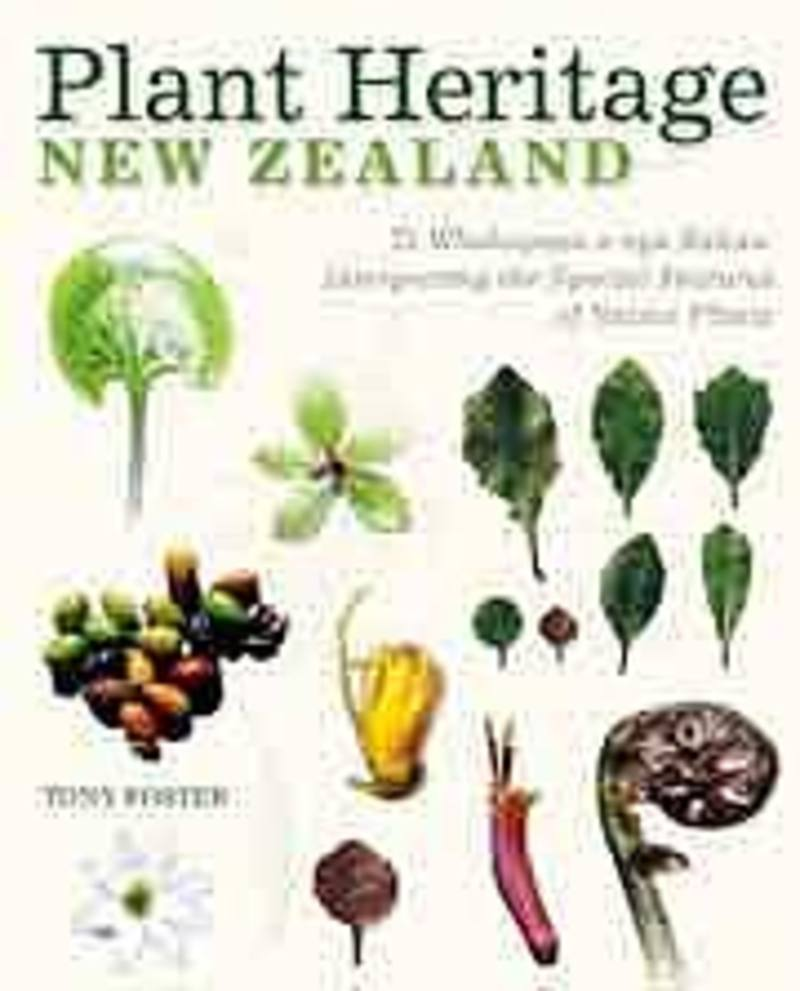 Plant Heritage New Zealand Tony Foster