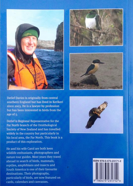 How to find birds in Far North NZ 2